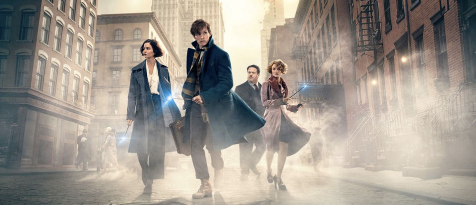 Fantastic Beasts and Where to Find Them - Thursday March 16th