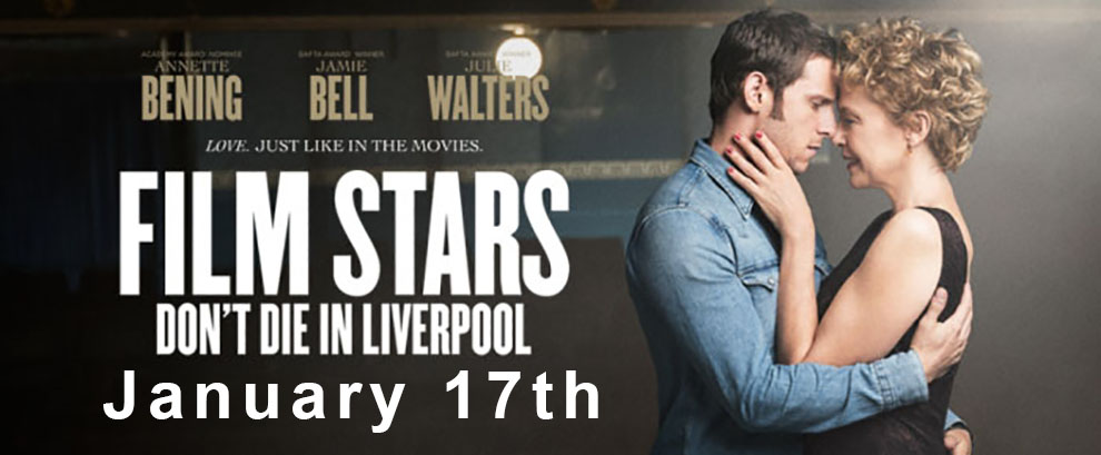 Film Stars Don't Die in Liverpool - Thursday January 17th