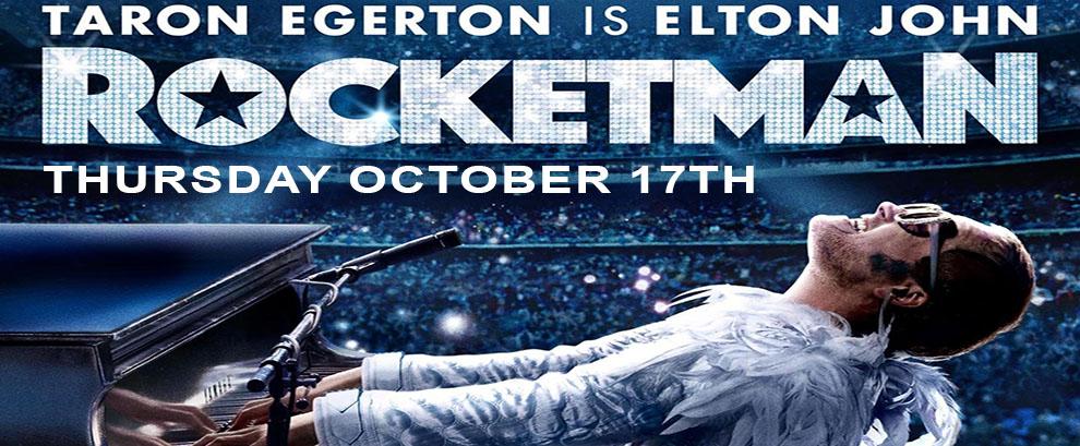 Rocketman Thursday October 17th