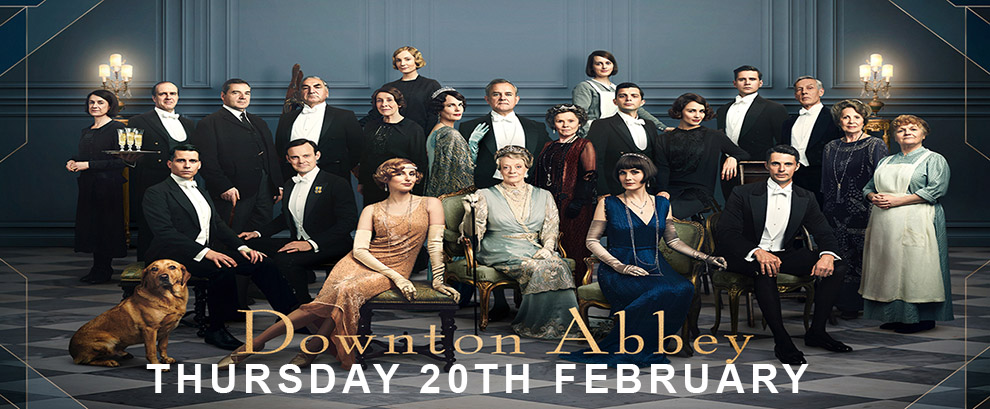 Downton Abbey 20th February