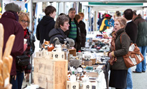 Food and Craft Markets